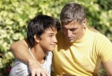 """מתוך דבריו של ד""""ר אלפרד אדלר: ילדים והורים שווים הם"""