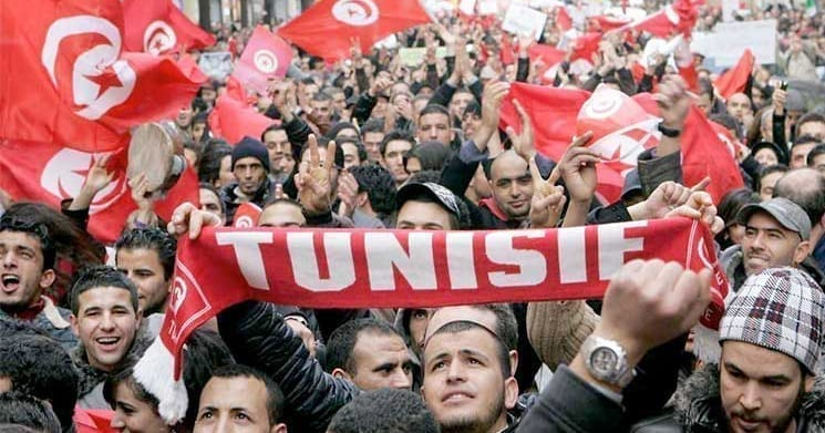 "Photo of تونس تجاوزت ""الربيع العربي"" ومستمرة بالمضي قدما"