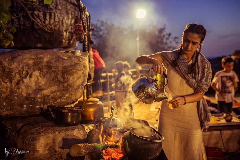 Photo of אוהל יעל – מקום בהר | מרכז אומנויות בגליל