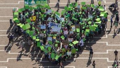 Photo of מצעד האקלים השנתי 2019 בישראל רשם היסטוריה בכמות המשתתפים