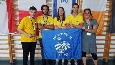 Photo of משלחת הדבש הישראלית