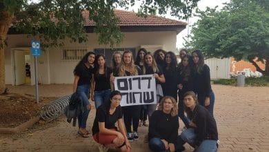Photo of הסטודנטים שעוטפים את הילדים של העוטף