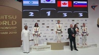 Photo of הצעירות הישראליות הביאו יופי של הישג באליפות העולם בג'יוג'יטסו