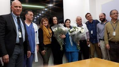 Photo of שתי אחיות ורופא מצטיינים במיון הלל יפה, זכו בהוקרה מיוחדת הודות  לקשר עין עם המטופלים!