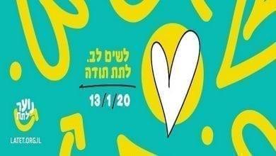 Photo of יום התודה הישראלי 2020