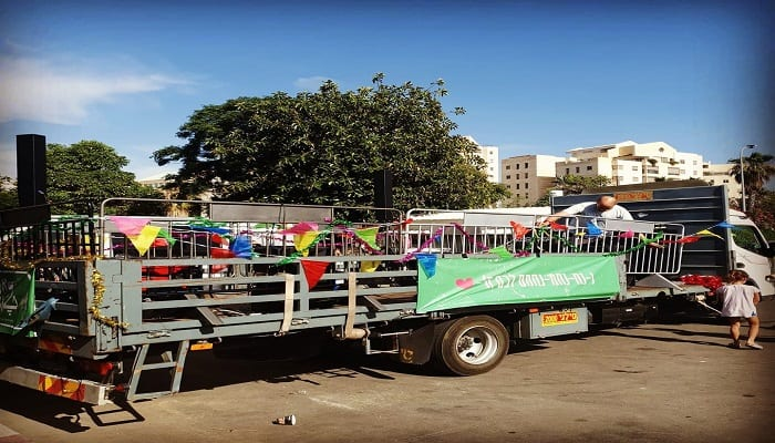 Photo of לאבטזאכן – משאית של אהבה ותרומה
