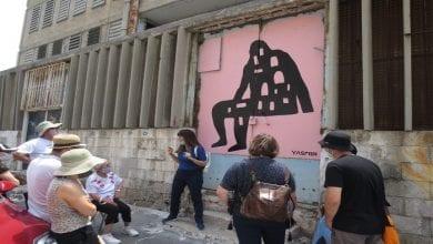 Photo of הכירו את האישה שעומדת מאחורי השינוי הצבעוני בקריית המלאכה בתל אביב