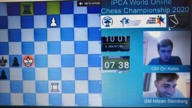 Photo of אליפות העולם בשחמט לנכים שהתקיימה אתמול לראשונה עם בשורה גדולה