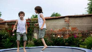 Photo of 3 סיבות למה אתם צריכים טרמפולינה לגינה הקיץ